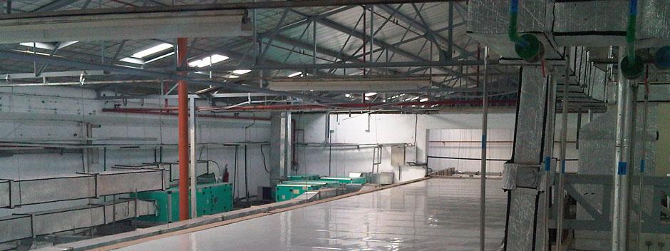 Kleanairtech for Air circulation in a room
